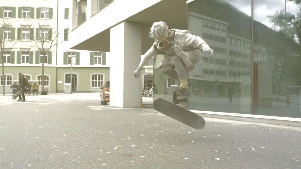 Skating Gran Folge 3 - Flashback - Best-Of