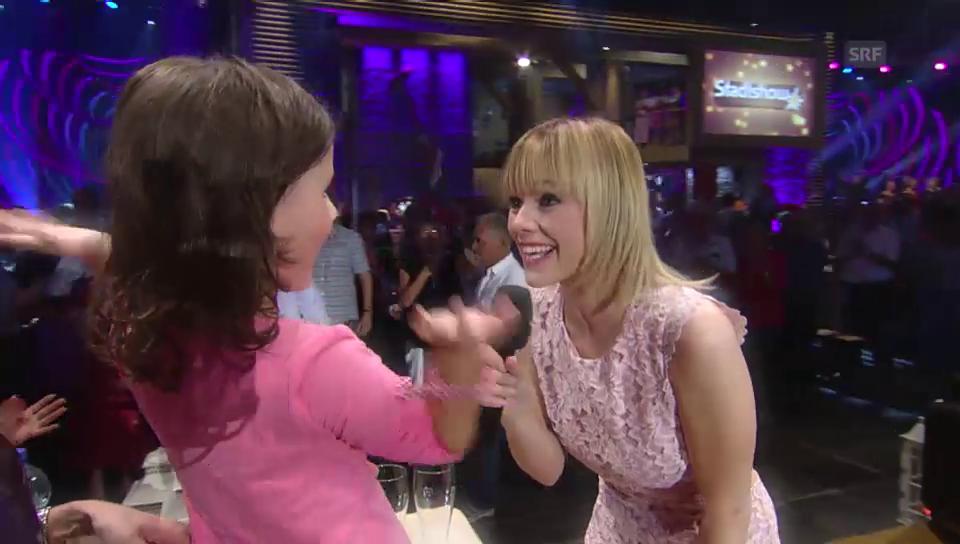 Plan B? Francine Jordi in der «Stadlshow»