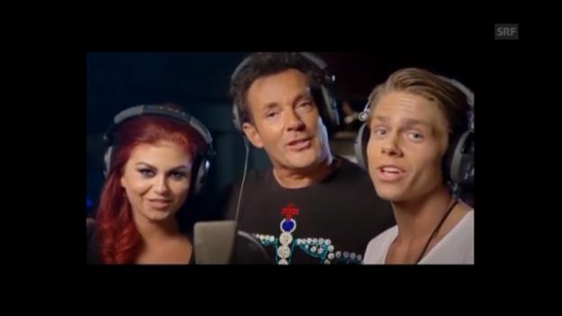 Video ««Köngslied» zum Thronwechsel» abspielen
