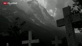 Video «Zeitreise: Eiger-Nordwand (29/31)» abspielen