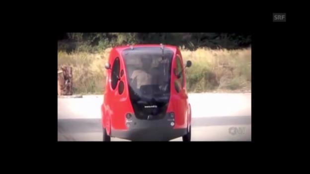 Video «Cyril Nègre stellt den Airpod vor (CNN)» abspielen