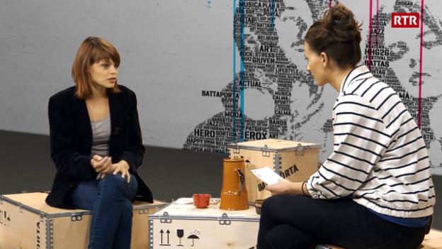 Laschar ir video «Flurina Bezzola da la JUSO»