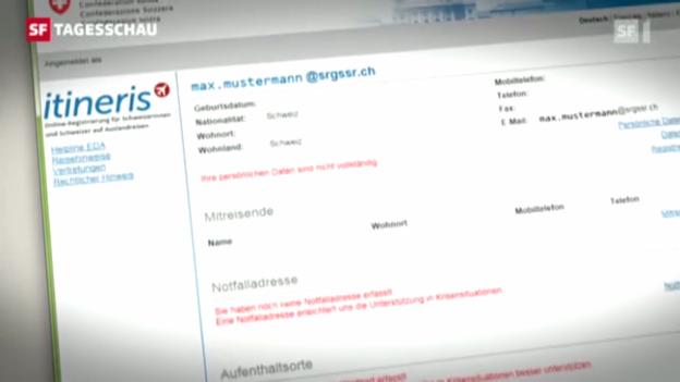Video «EDA mit Online-Registrierung für Reisende» abspielen
