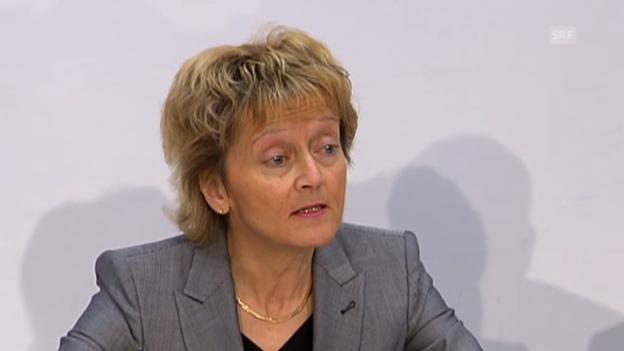 Video «Stellungnahme des Bundesrates (unkomm.)» abspielen