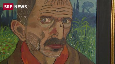 Antonio Ligabue – der Schweizer van Gogh