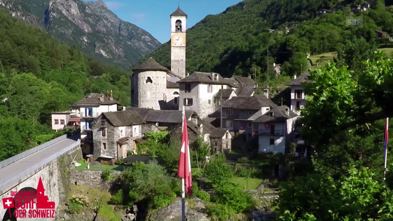 Dorfporträt: Lavertezzo (TI)