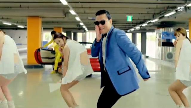 Das Original: Psys «Gangnam Style» (Quelle: Youtube)