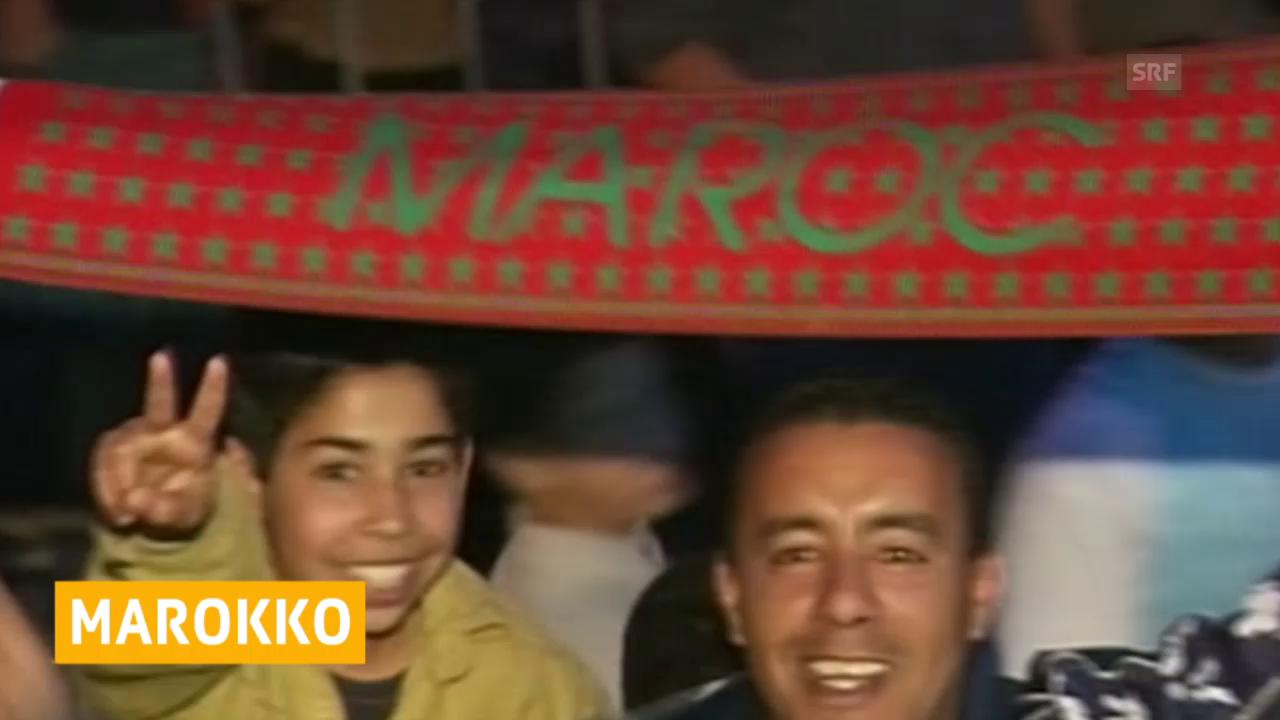 Marokko ausgeschlossen («Vail live»)