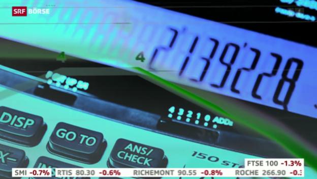 Video «SRF Börse vom 08.07.2014» abspielen