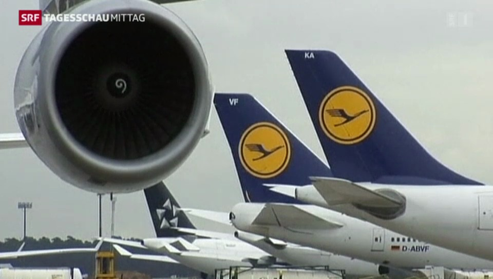 Streik gegen Rotstift bei Lufthansa-Piloten