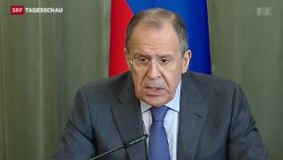 Video «Erstmals direkte Gespräche zwischen Ukraine und Russland» abspielen
