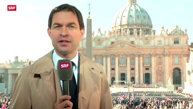 SRF-Korrespondent Philipp Zahn