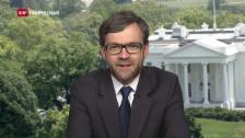 Video «Einschätzungen von SRF-Korrespondent Peter Düggeli» abspielen