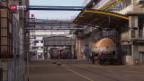 Video «Köpferollen bei Chemiefirma CABB» abspielen