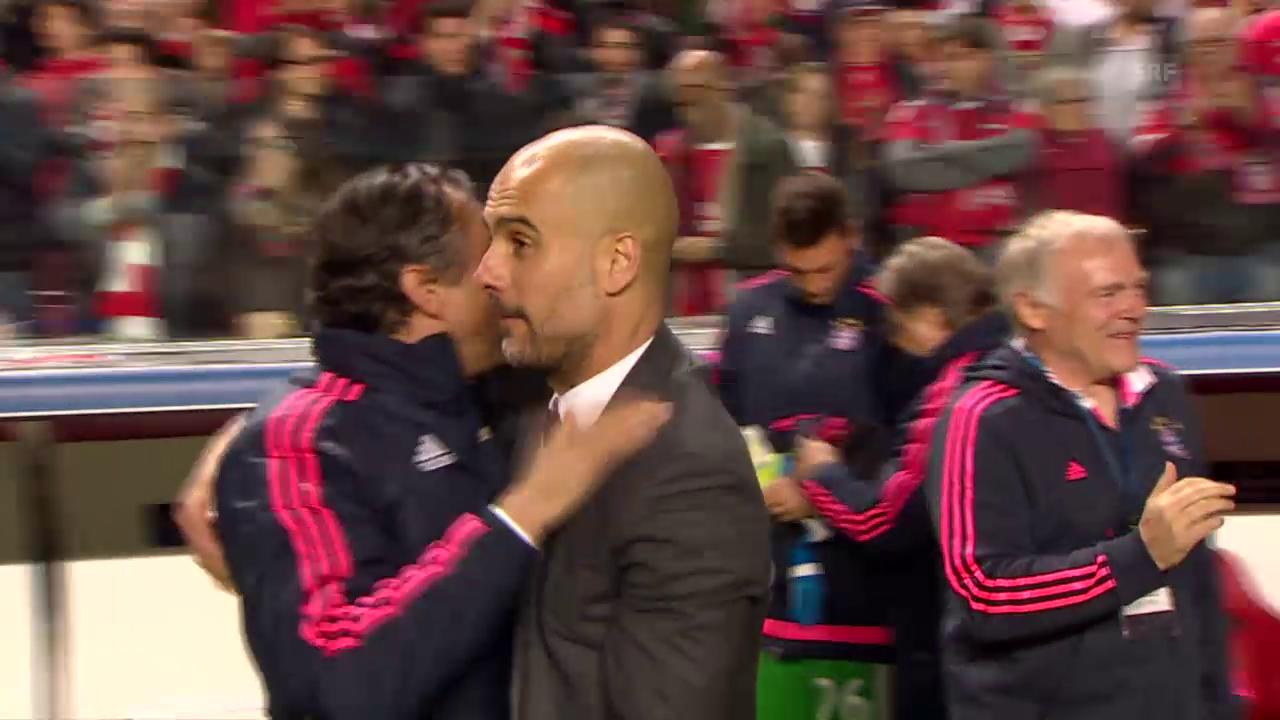 Bayern München steht im CL-Halbfinal