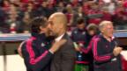 Video «Bayern München steht im CL-Halbfinal» abspielen