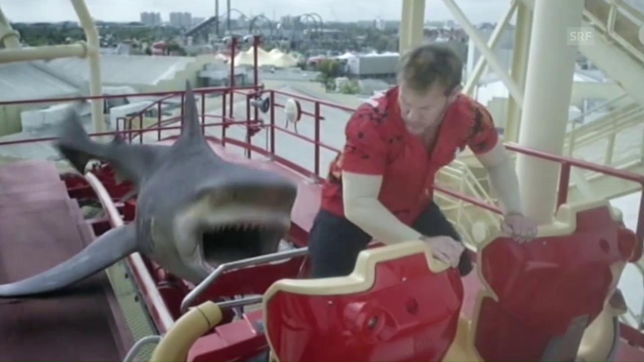 «Sharknado 1 – 3»