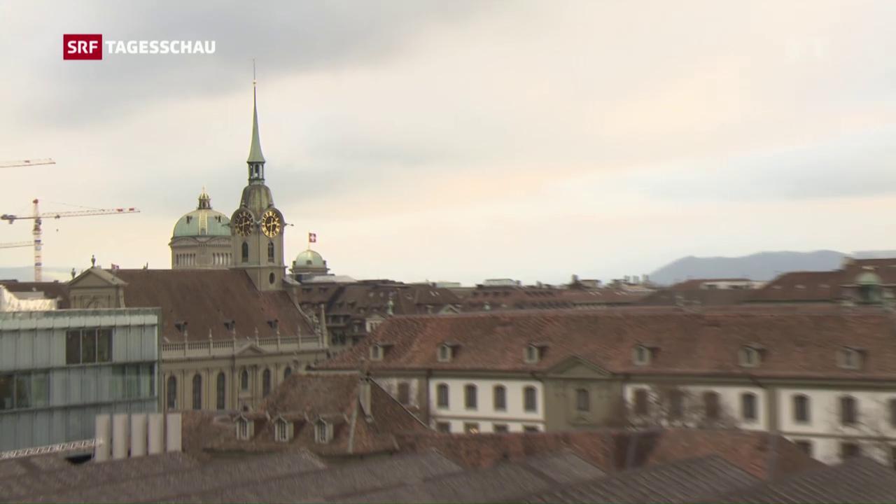 Linksrutsch in Schweizer Städten