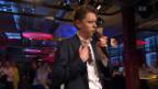 Video «Michael Fehr performt den Text «Der Teufel und das Grauen»» abspielen