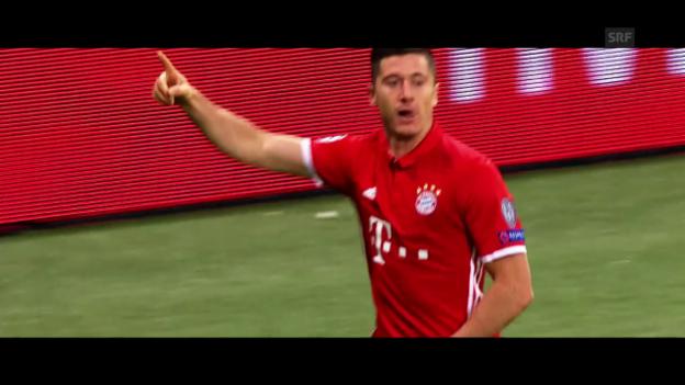 Video «Bayerns schmerzlich vermisster Torgarant» abspielen