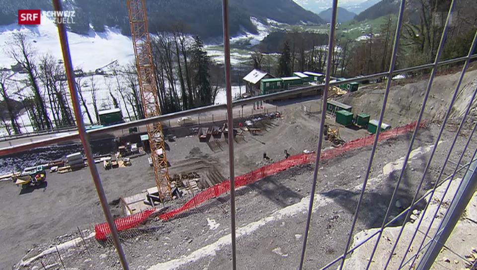 Grundsteinlegung für neue Hotels auf dem Bürgenstock