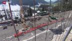 Video «Grundsteinlegung für neue Hotels auf dem Bürgenstock» abspielen