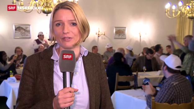 Video «SRF-Korrespondentin Henriette Engbersen über die Wahlen in Liechtenstein» abspielen