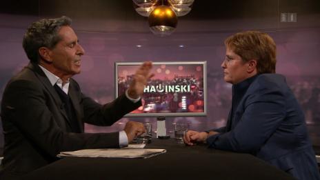 Link öffnet eine Lightbox. Video Roger Schawinski im Gespräch mit Magdalena Martullo-Blocher abspielen