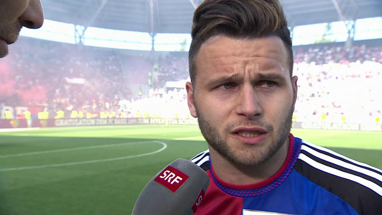 Steffen: «Wir haben den Mythos besiegt»