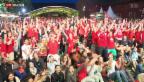 Video «Fussball WM: Schön war es mit der Schweiz» abspielen