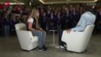 Video «Europameisterin Giulia Steingruber im Gespräch» abspielen