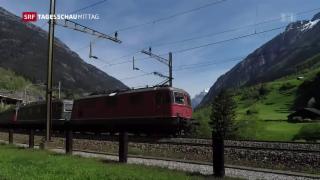Video «SBB: 1,2 Millionen Passagiere pro Tag» abspielen