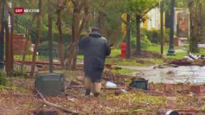 Video «FOKUS: Hurrikane – wie die USA mit ihnen umgehen» abspielen