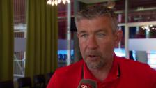 Video «Fischer: «Die Spieler wissen, bei wem sie unterschrieben haben»» abspielen