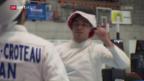 Video «Kein Schweizer Degen-Jubel in Bern» abspielen