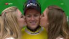 Video «Rad: 3. Etappe der Tour de Suisse («sportlounge»)» abspielen