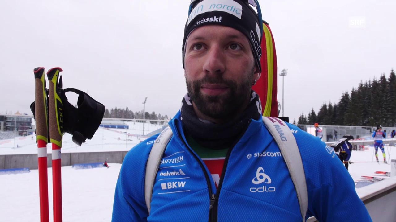 Serafin Wiestner vor der WM in Oslo im Interview