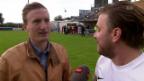 Video «Konkurrenzierende Coaches auf dem Fussballplatz» abspielen
