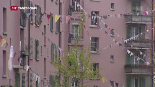 Video «Mieter hoffen auf günstigere Wohnungsmieten» abspielen