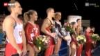 Video «Kunstturnen: Swiss Cup in Zürich» abspielen