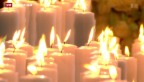 Video «Trauergottesdienst für die Opfer des Germanwings-Absturzes» abspielen