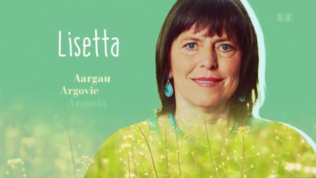 Video ««Eusi Landchuchi» (3/7): Lisetta Loretz Crameri aus Brunegg AG» abspielen