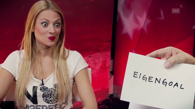 Video «Selfie vs. Nationalhymne - 61sek - Christa vs. Monsieur Gress» abspielen