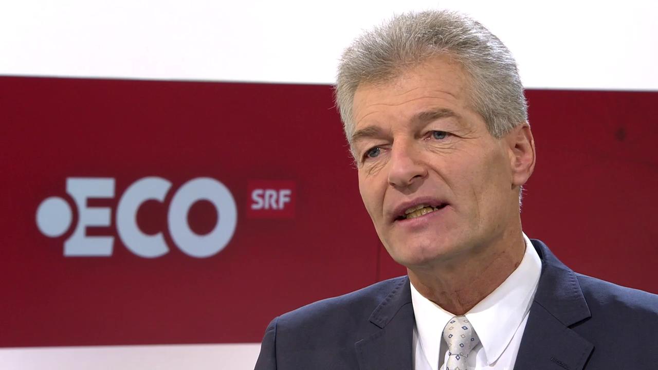 Interview mit Heinz Karrer zur Konzernverantwortungsinitiative