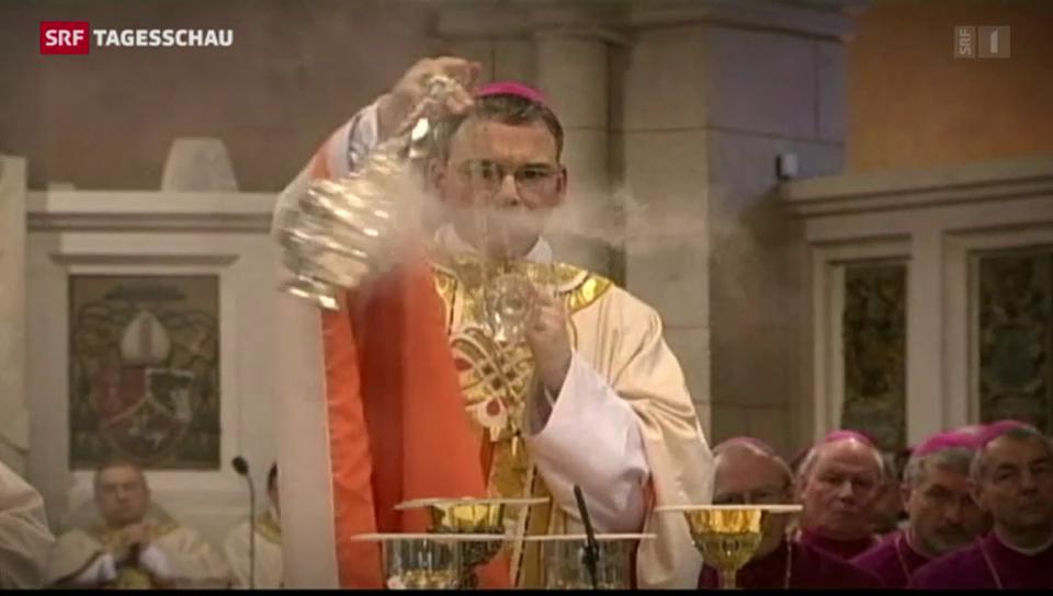 Verschwenderischer Bischof?