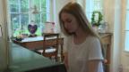 Video «Emily Scheideggers glamouröse, neue Herausforderung» abspielen