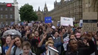 Video «Grossbritannien vor den Wahlen » abspielen