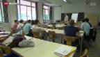 Video «Lehrlinge schieben Überstunden» abspielen