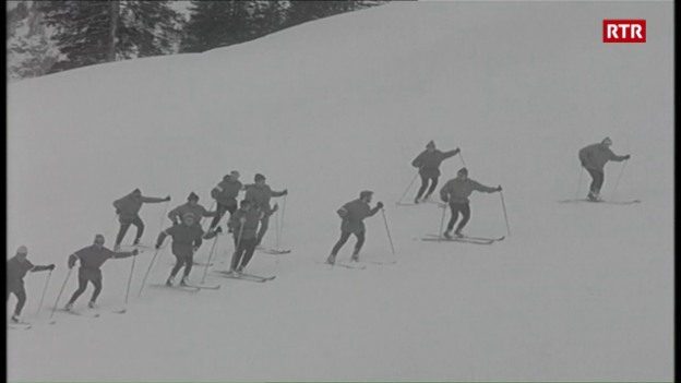 Laschar ir video «Far pistas 1966»
