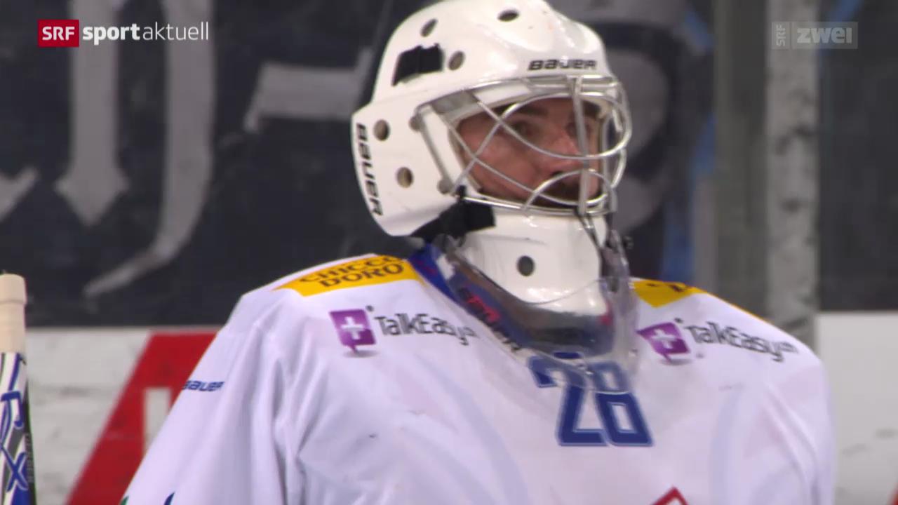 Eishockey: Lugano - Kloten